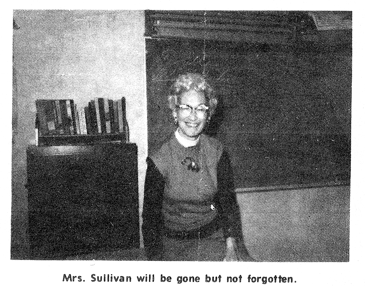 Barbara Sullivan 1975